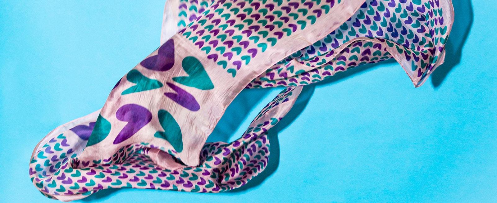 Fair Trade Schals