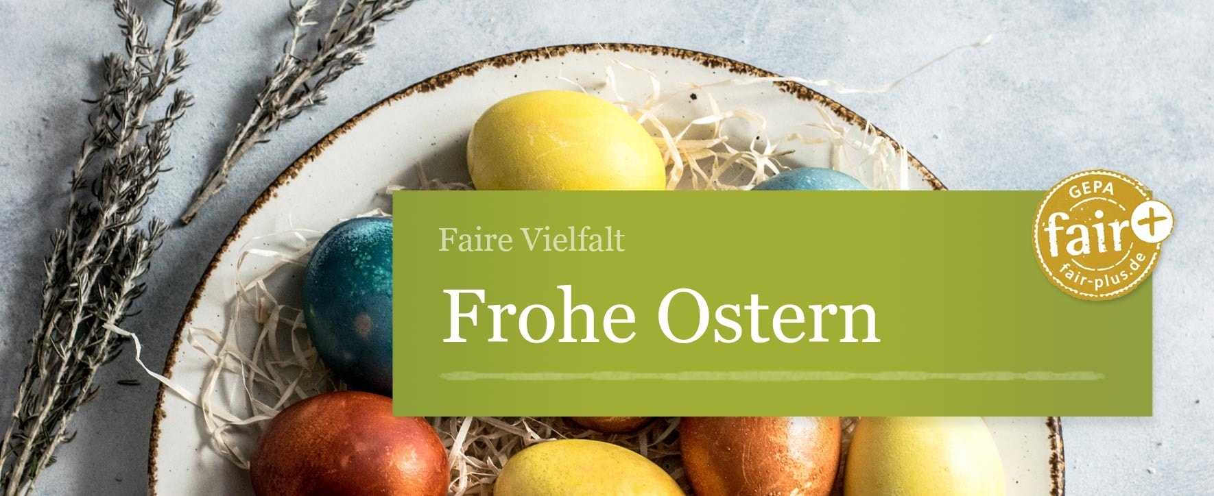 Ostern - Foto: GEPA - The Fair Trade Company