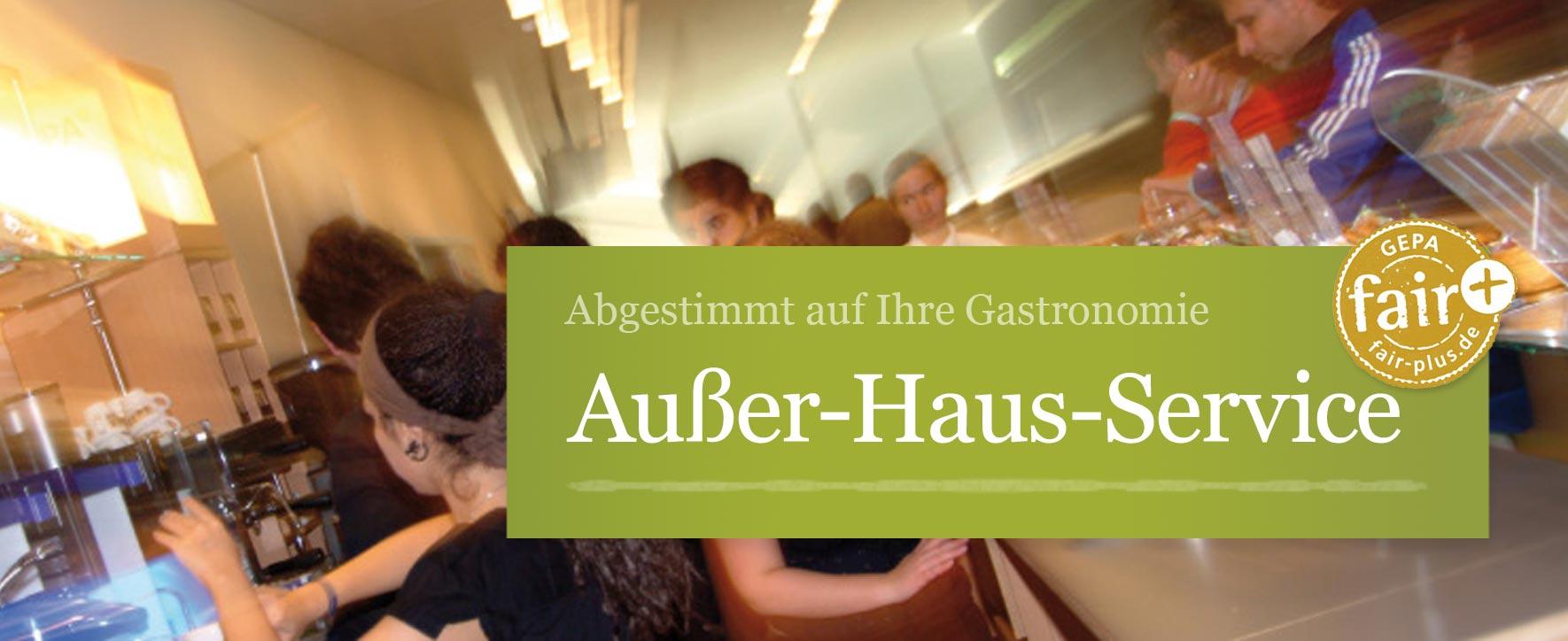 Außer-Haus-Service – Foto: ©