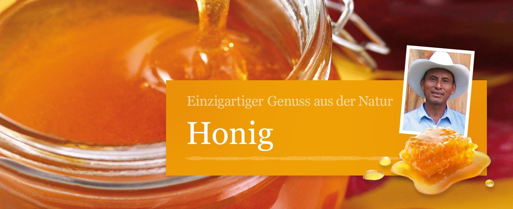 Honig – Foto: UNIKAT