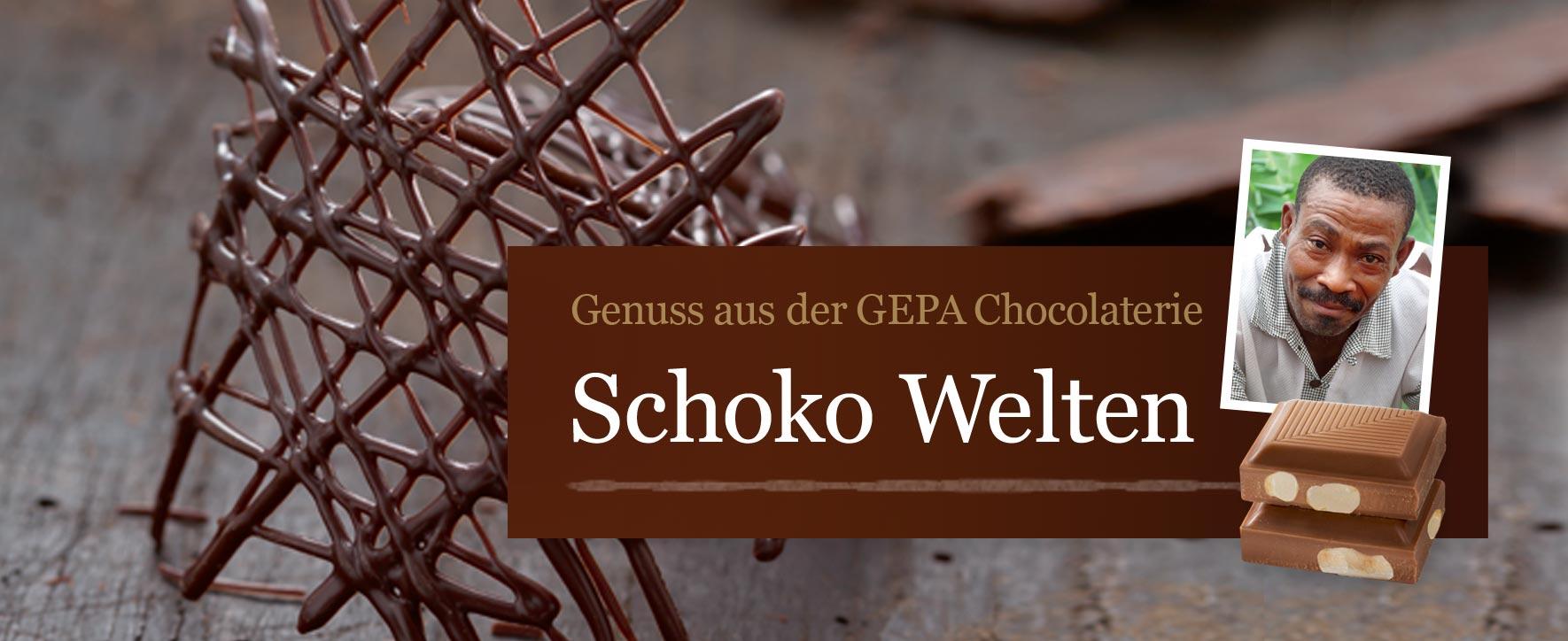Schokolade & Confiserie – Foto: GEPA - The Fair Trade Company / Sandra Eckhardt Fotografie