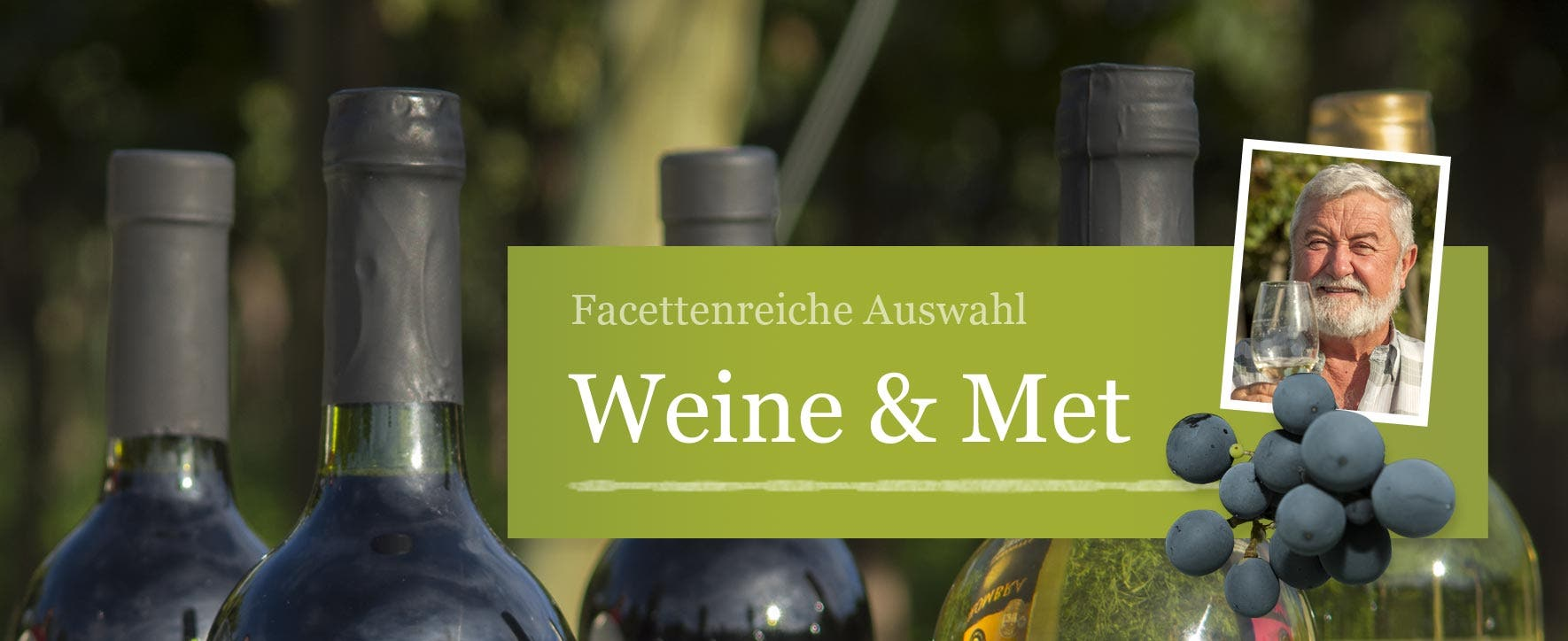 Weine & Met - Foto: GEPA - The Fair Trade Company / C. Nusch