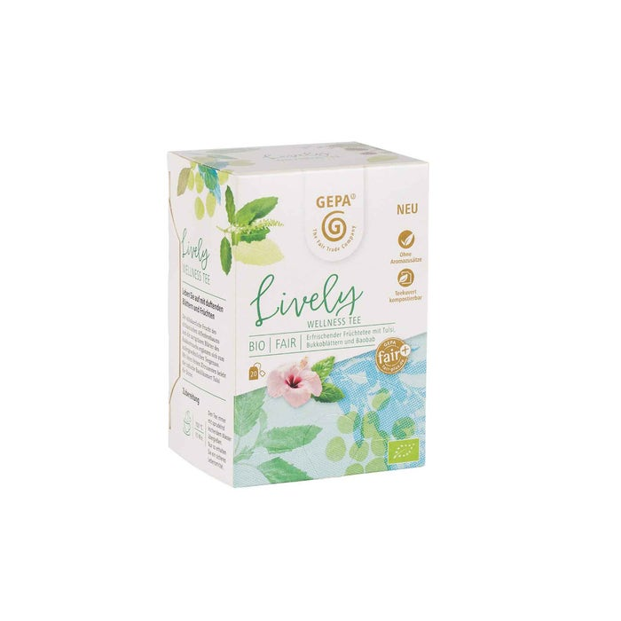 Lively Tee Bio