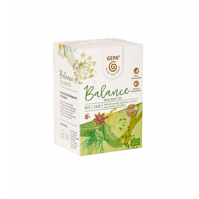 Balance Tee Bio
