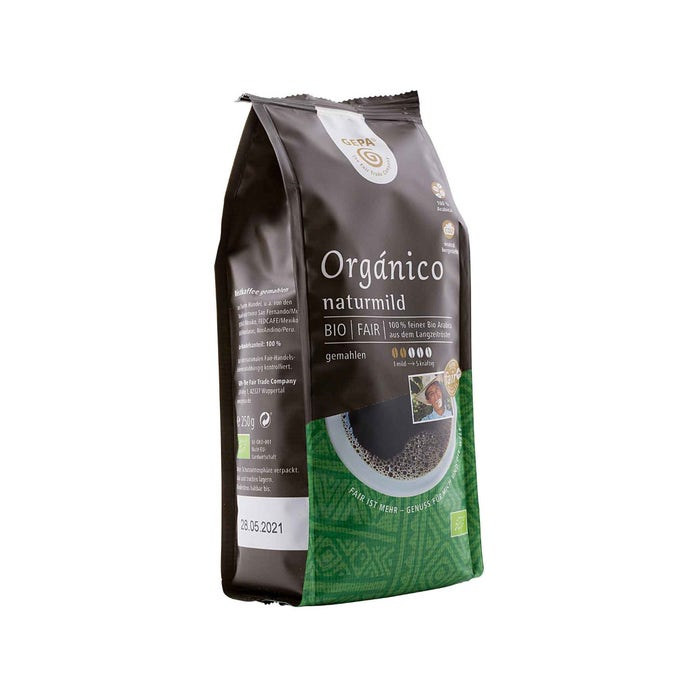 Orgánico naturmild 250g