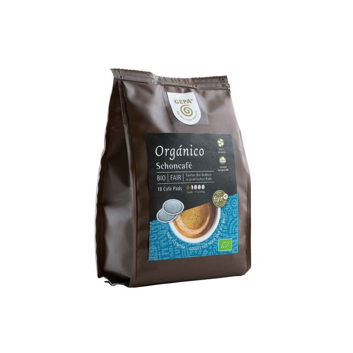 Schonkaffee Pads Bio