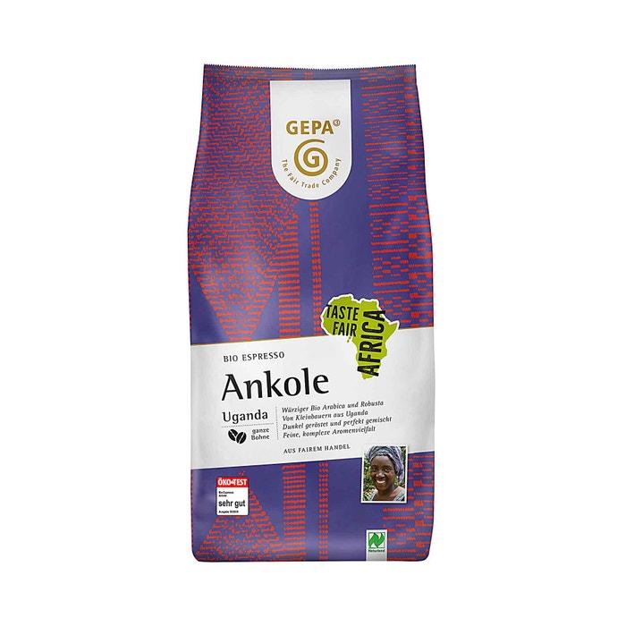 Bio Espresso Ankole, Bohne