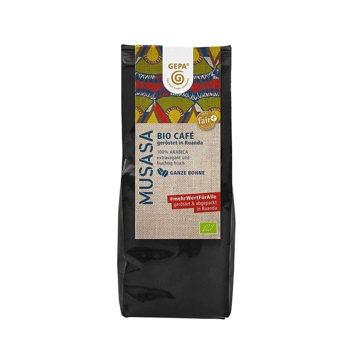 Bio Kaffee Café Musasa, Bohne