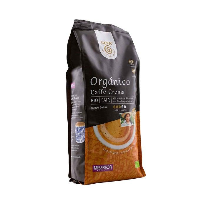 Bio Orgánico Caffè Crema