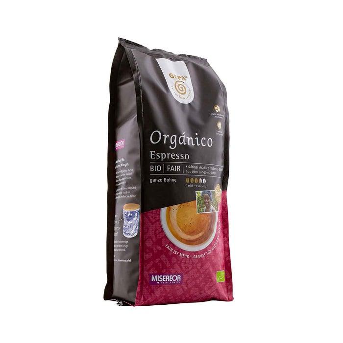 Bio Orgánico Espresso