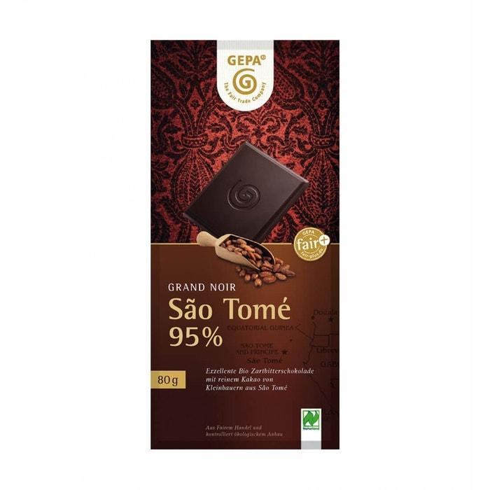 Bio Schokolade São Tomé 95%
