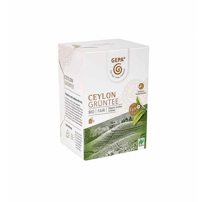 Ceylon Grüntee Bio (Teebeutel)