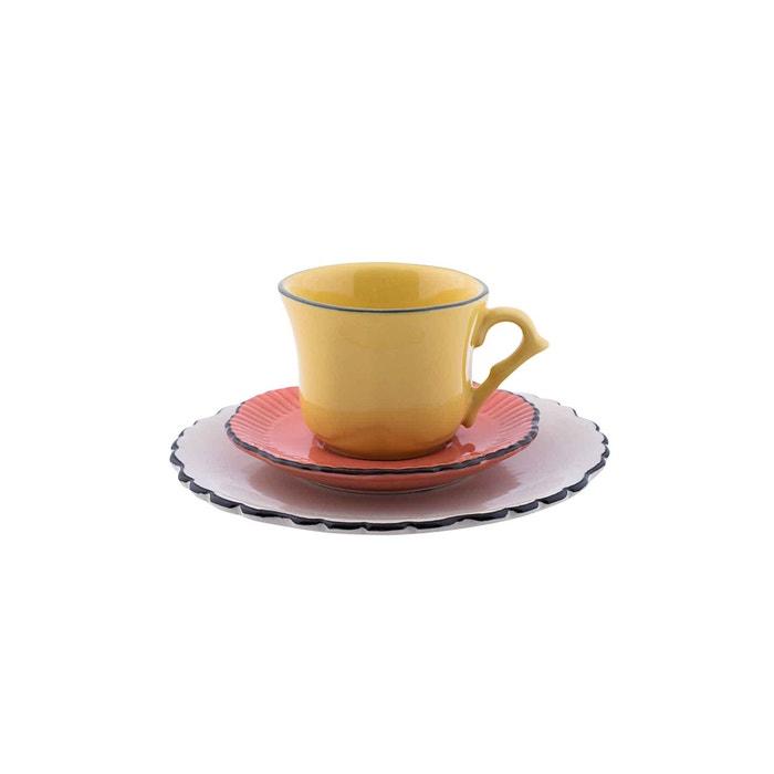 Espresso Set gelb