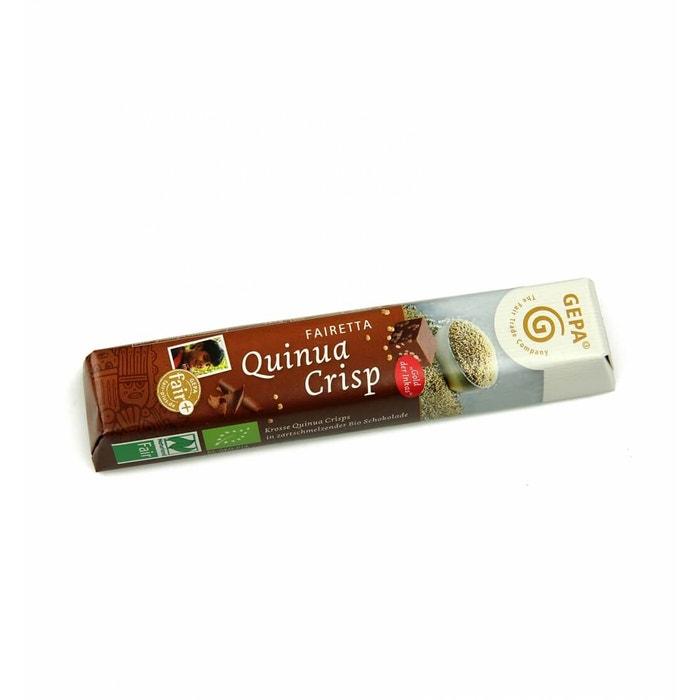 Fairetta Quinua Crisp Schokolade