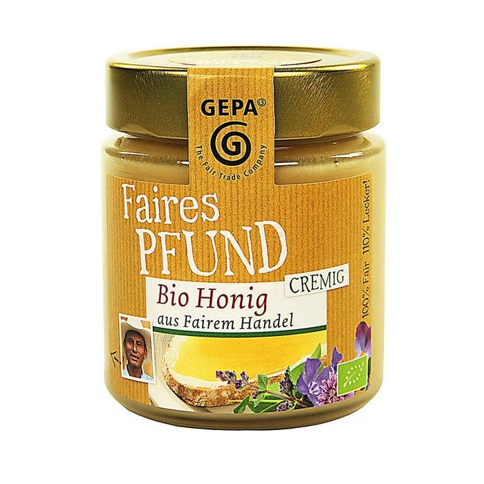 Bio Honig Faires Pfund