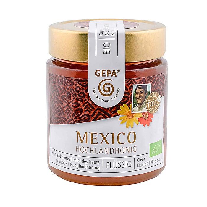 Bio Honig Mexiko, flüssig 500g
