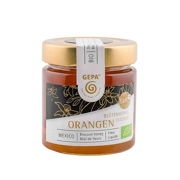 Bio Orangenblüten Honig 250 g
