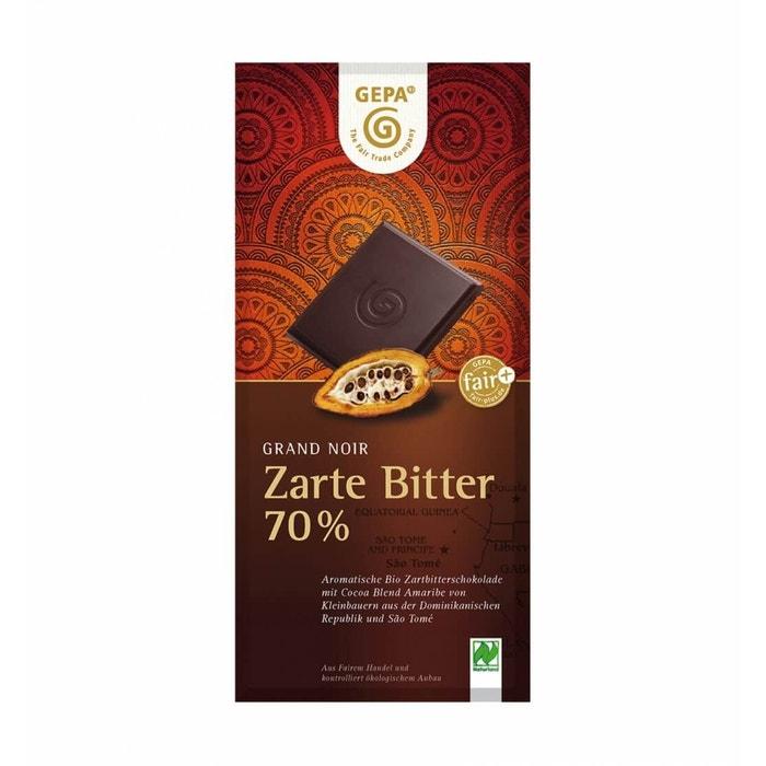 Zartbitterschokolade 70% Bio
