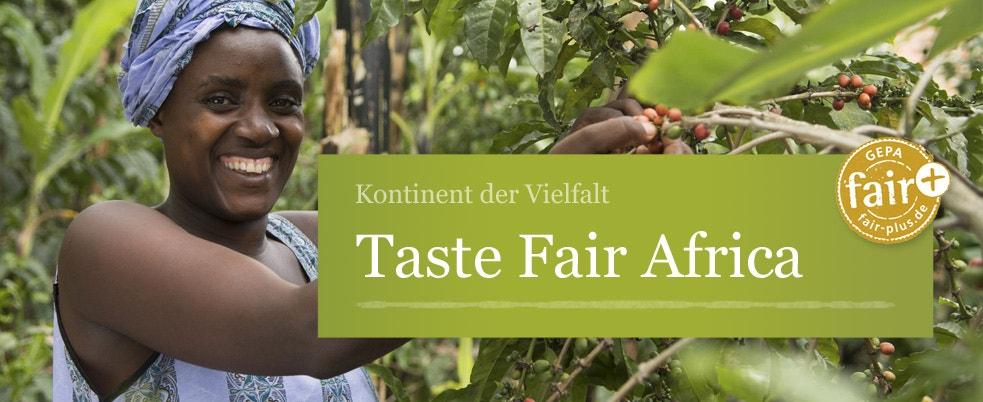 Taste Fair Africa