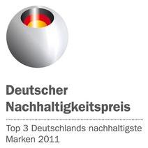 Deutscher Nachhaltigkeitspreis 2011