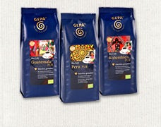Ursprungskaffees - Foto: GEPA - The Fair Trade Company