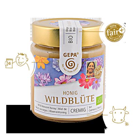 Zum Honig Wildblüte Cremig