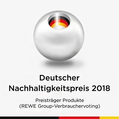 Deutscher Nachhaltigkeitspreis 2018