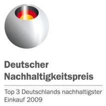 Deutscher Nachhaltigkeitspreis 2009